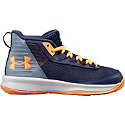 d8535c772622 Product Image · Under Armour Kids  Preschool Jet 2018 Basketball Shoes