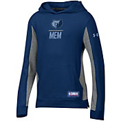 Under Armour Youth Memphis Grizzlies Lockup Hoodie