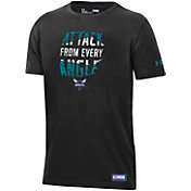 Under Armour Youth Charlotte Hornets ''Attack From Every Angle'' T-Shirt