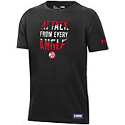 Under Armour Youth Atlanta Hawks ''Attack From Every Angle'' T-Shirt