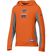 Under Armour Youth New York Knicks Lockup Hoodie