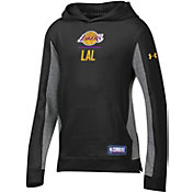 Under Armour Youth Los Angeles Lakers Lockup Hoodie
