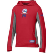 Under Armour Youth Philadelphia 76ers Lockup Hoodie
