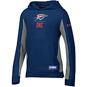 Under Armour Youth Oklahoma City Thunder Lockup Hoodie