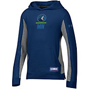 Under Armour Youth Minnesota Timberwolves Lockup Hoodie
