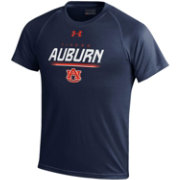 Under Armour Youth Auburn Tigers Blue Tech T-Shirt