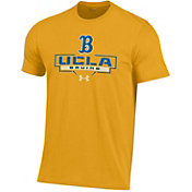 Under Armour Youth UCLA Bruins Gold Performance Cotton T-Shirt