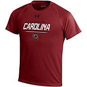 Under Armour Youth South Carolina Gamecocks Garnet Tech T-Shirt