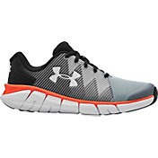 Girls Under Armour Sneakers Size 4 Black And Pink Girls' Shoes Kids' Clothing, Shoes & Accs