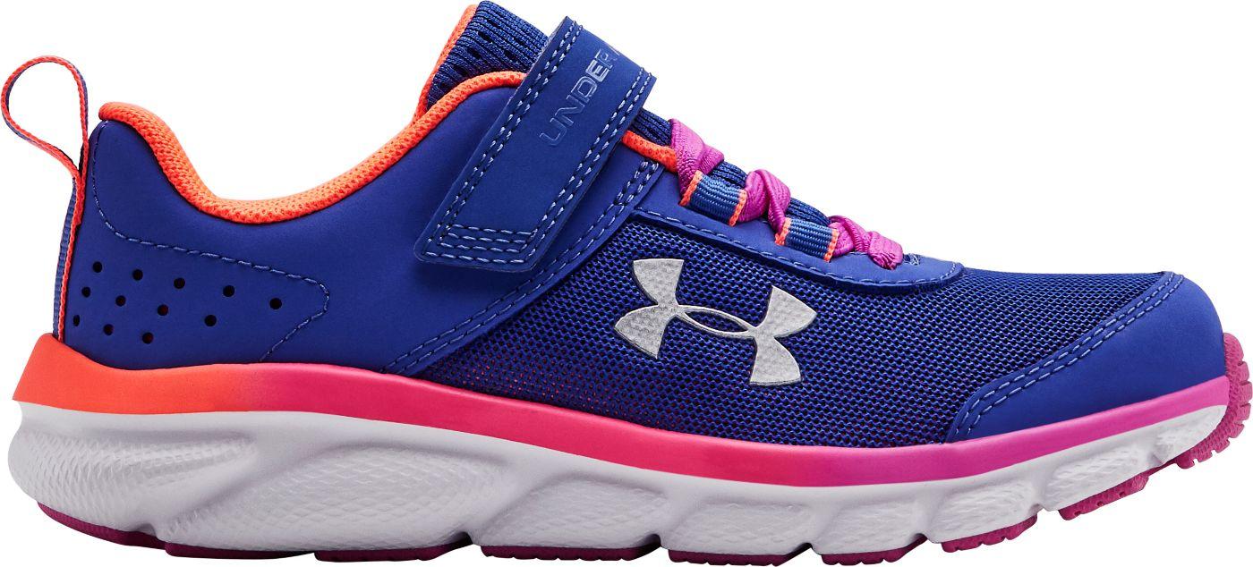 Under Armour Kids' Preschool Assert 8 Running Shoes