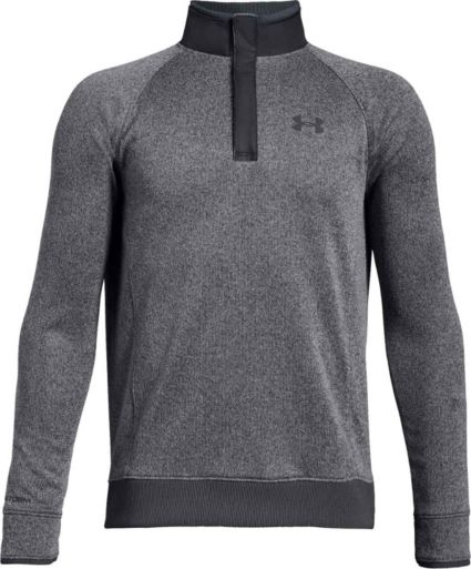 Under Armour Boys' Storm Half-Snap Golf Pullover
