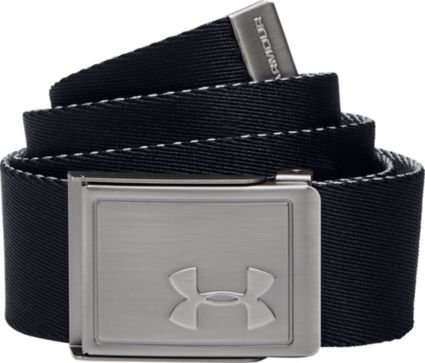 Under Armour Youth Webbing 2.0 Reversible Golf Belt