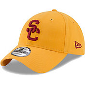 New Era Men's USC Trojans Gold 9TWENTY Adjustable Hat