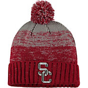 USC Authentic Apparel Men's USC Trojans Cardinal Blaine Knit Beanie