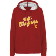 USC Authentic Apparel Women's USC Trojans Cardinal Amber Hoodie