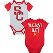 USC Authentic Apparel Infant USC Trojans Vito 2-Pack Bodysuits