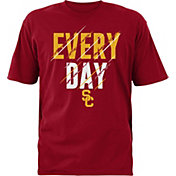 USC Authentic Apparel Youth USC Trojans Cardinal Gust T-Shirt
