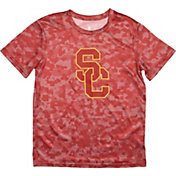 USC Authentic Apparel Youth USC Trojans Cardinal Tedwin T-Shirt