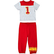 USC Authentic Apparel Toddler USC Trojans Cardinal/Grey Ernie Set