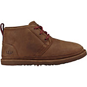 UGG Men's Neumel Waterproof Sheepskin Chukka Boots