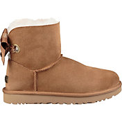 UGG Women's Customizable Bailey Bow Mini Casual Boots