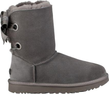 33cba32ed89 UGG Women's Customizable Bailey Bow Short Casual Boots