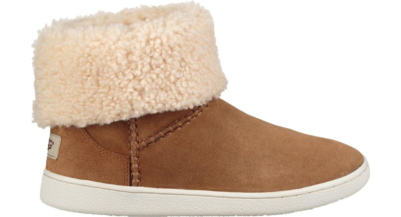 UGG Women's Mika Classic Sneaker Casual Shoes