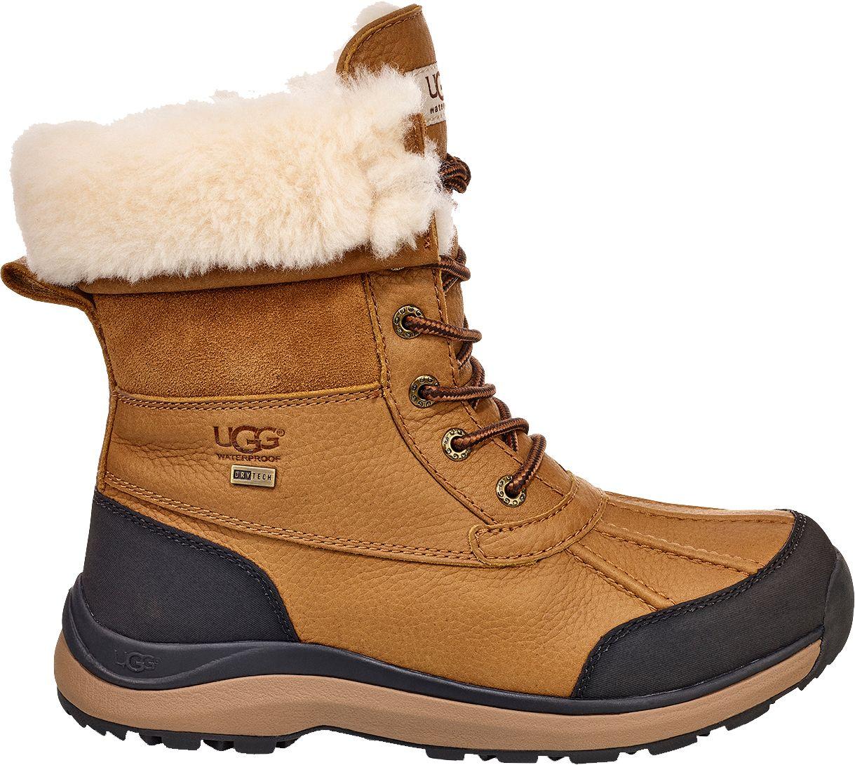 8e7b3eeee22 UGG Women's Adirondack III 200g Waterproof Winter Boots