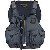 NRS Adult Chinook Nylon Angler Life Vest