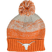 University of Texas Authentic Apparel Men's Texas Longhorns Burnt Orange Blaine Knit Beanie