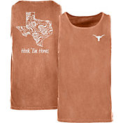 University of Texas Authentic Apparel Men's Texas Longhorns Burnt Orange Double Cut T-Shirt