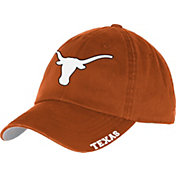 University of Texas Authentic Apparel Men's Texas Longhorns Burnt Orange Basic Slouch Adjustable Hat