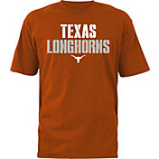 University of Texas Authentic Apparel Men's Texas Longhorns Burnt Orange Stencil T-Shirt