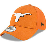 New Era Men's Texas Longhorns Burnt Orange The League Blocked 9FORTY Adjustable Hat