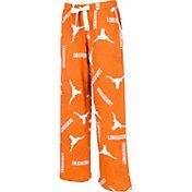 University of Texas Authentic Apparel Women's Texas Longhorns Burnt Orange Jewell Lounge Pants