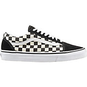 Vans Men's Primary Check Old Skool Shoes