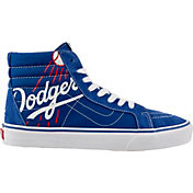 Vans Men's SK8-Hi Reissue MLB Dodgers Shoes