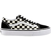 Vans Women's Primary Check Old Skool Shoes