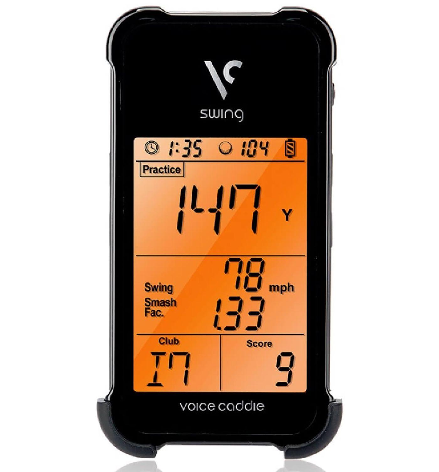 Voice Caddie SC100 Swing Caddie Portable Launch Monitor