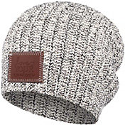 Love Your Melon Women's Black Speckled Beanie