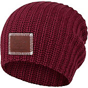 Love Your Melon Women's Burgundy Beanie