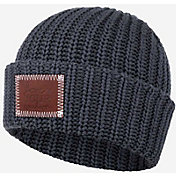 Love Your Melon Women's Dark Charcoal Cuffed Beanie