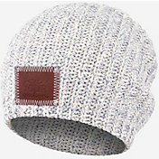 Love Your Melon Women's Gray Speckled Beanie