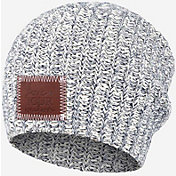 Love Your Melon Women's Navy Speckled Beanie