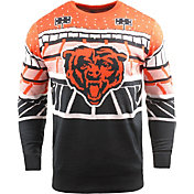 FOCO Men's Chicago Bears Bluetooth Navy Ugly Sweater