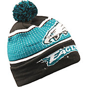 FOCO Men's Philadelphia Eagles Light Up Pom Knit