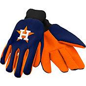 FOCO Houston Astros Utility Gloves