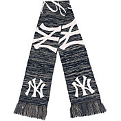 FOCO New York Yankees Colorblend Scarf