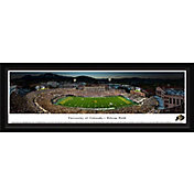 Blakeway Panoramas Colorado Buffaloes Framed Panorama Poster
