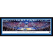 Blakeway Panoramas Kansas Jayhawks Framed Panorama Poster